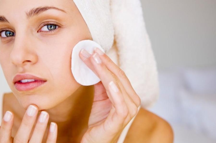 facial lotion usage