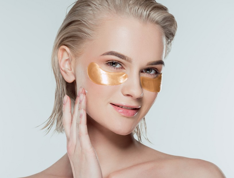 eye patches with gel