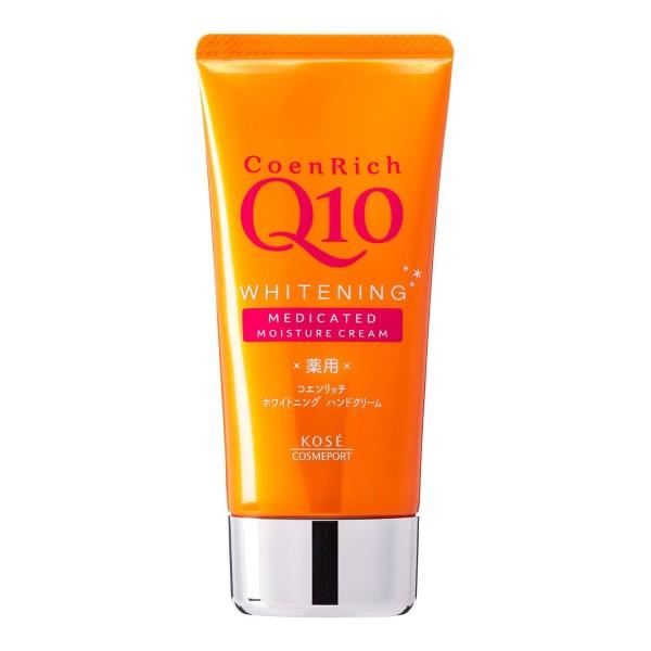 Kose Cosmeport CoenRich Q10 Whitening Hand Cream
