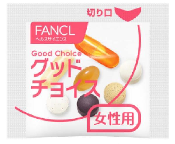 FANCL Good Choice Women 40