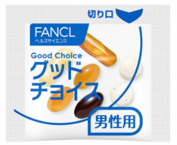 FANCL Vitamins for Men Over 50 Years Old