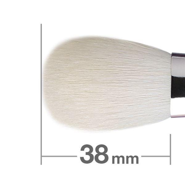 HAKUHODO Blush Brush Round & Flat B110