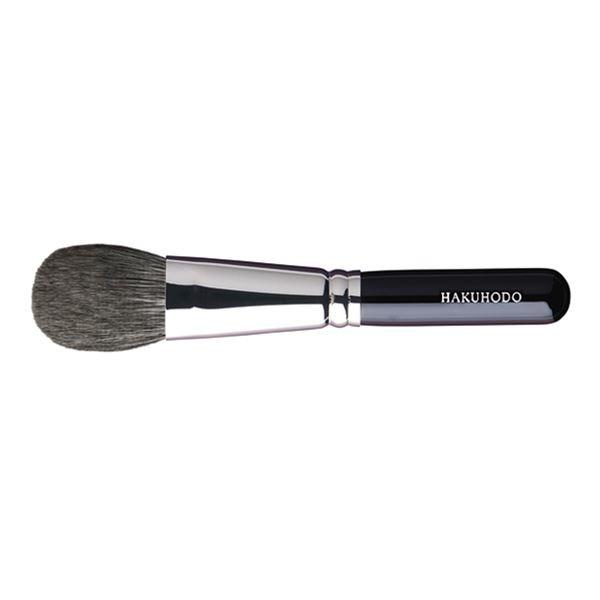 HAKUHODO Blush Brush M Round & Flat G505