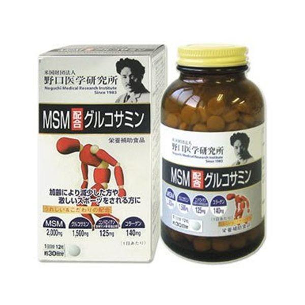 Noguchi Glucosamine MSM