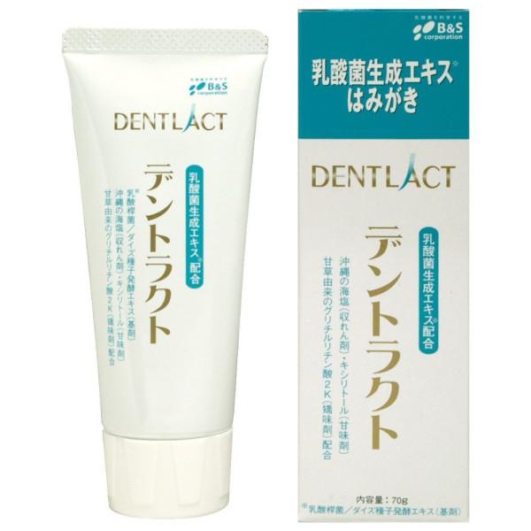 B&S Corporation Dentalact Lactic Acid Bacteria Toothpaste