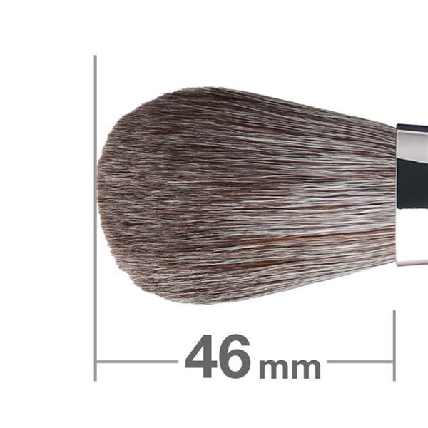 HAKUHODO Blush Brush SH Round & Flat G508