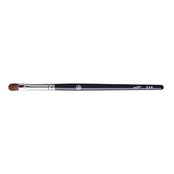 HAKUHODO Eye Shadow Brush Round & Flat 246