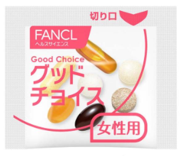 FANCL Good Choice 60's Women Health Supplement