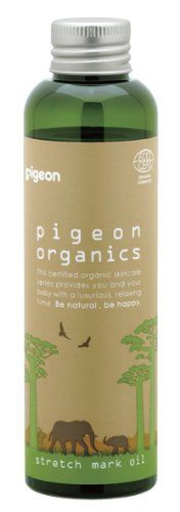 Pigeon Organics Organic Baby Oil