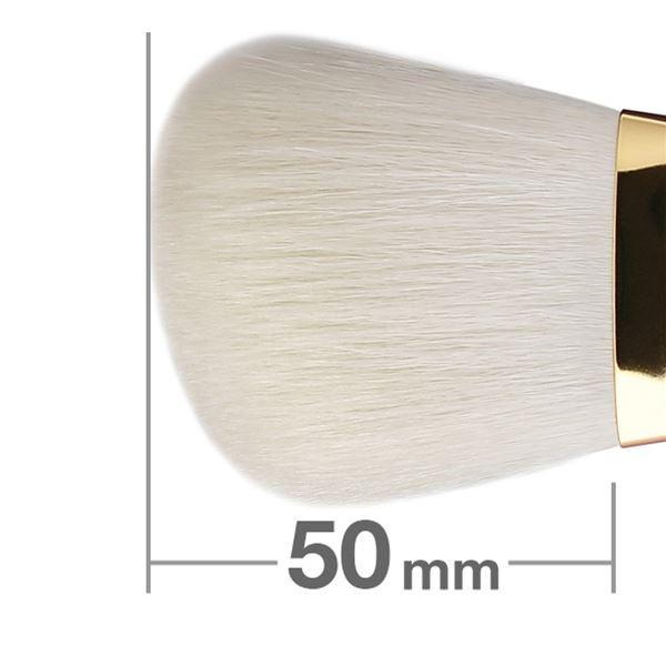 HAKUHODO Finishing Universal Brush Angled S100