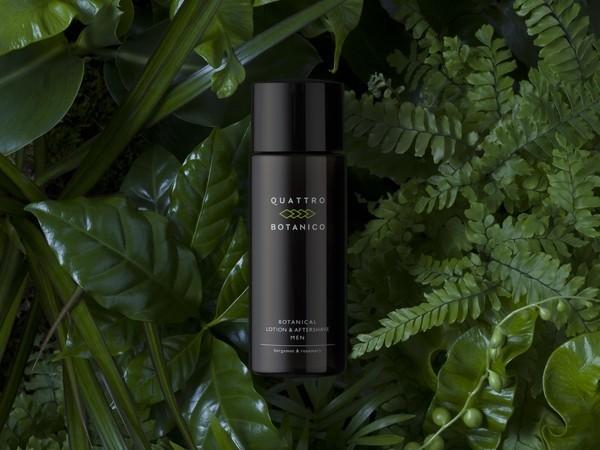 QUATTRO BOTANICO Botanical Lotion & Aftershave Men