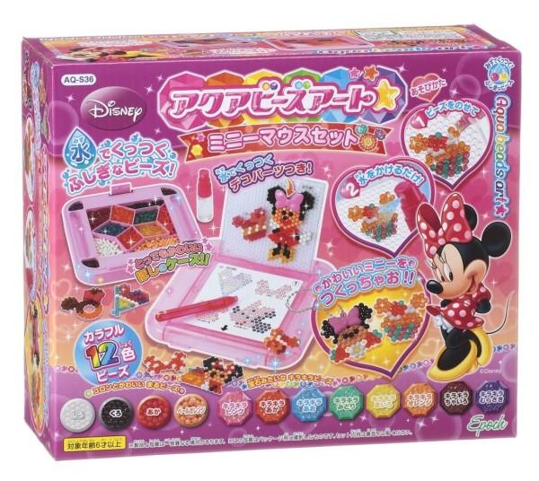 Epoch Aquabeads Minnie Mouse Set
