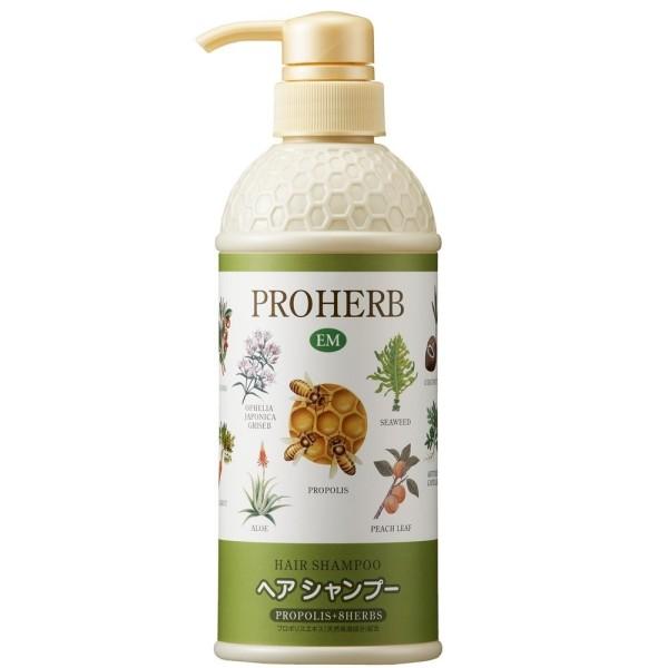 EM Mint Green Proherb Shampoo