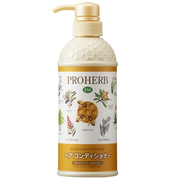EM Mint Green Proherb Hair Conditioner