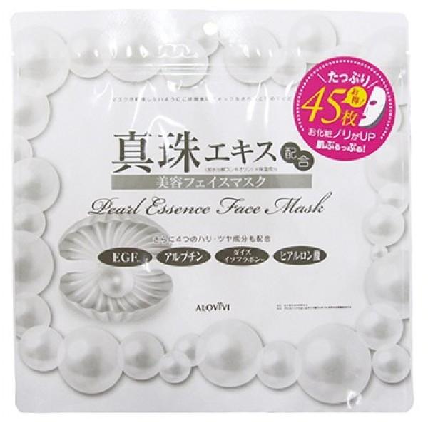 Alovivi Pearl Tissue Mask