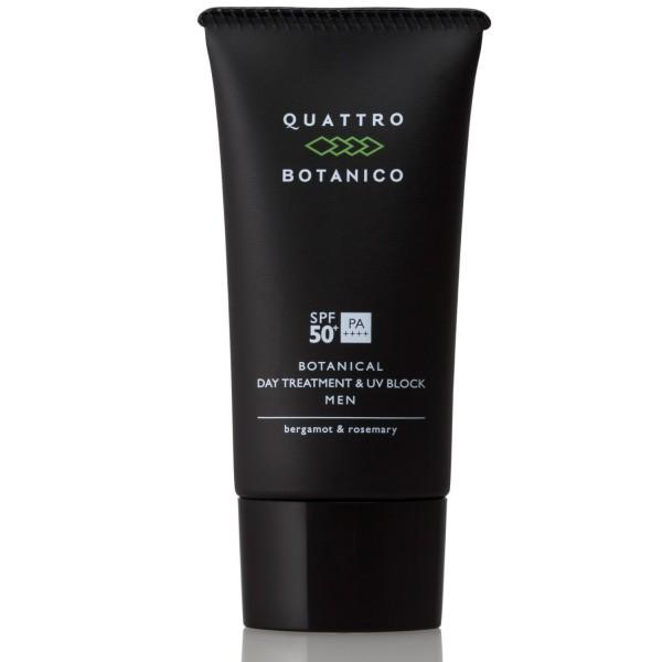 QUATTRO Botanico Botanical Day Treatment & UV Block Men SPF50 RA ++++