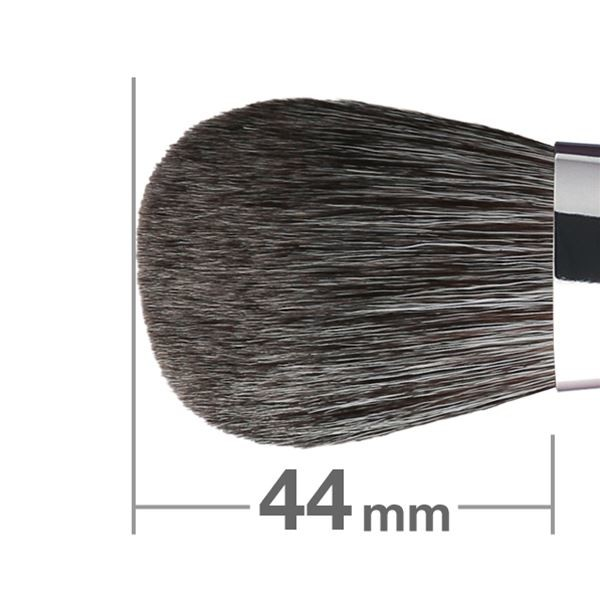 HAKUHODO Blush Brush L Round & Flat G502