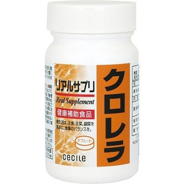 Real Supplement Chlorella