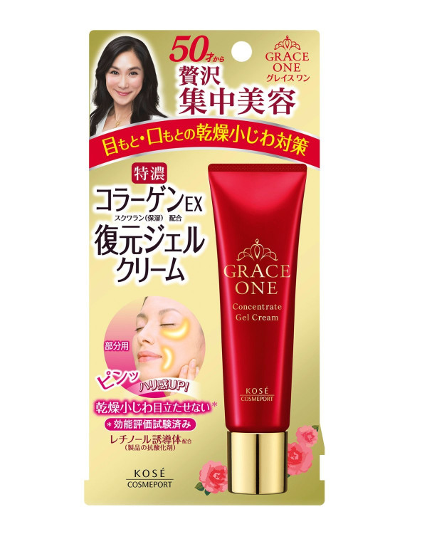 KOSE Cosmeport Grace One Concentrated Gel Eye Cream