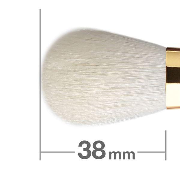 HAKUHODO Blush Brush Round & Flat S110