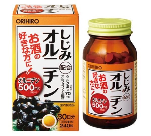 Orihiro Ornithine Liver Health