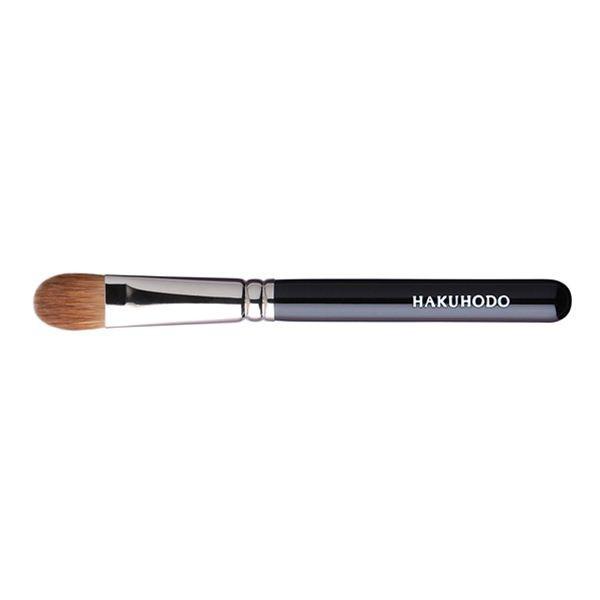 HAKUHODO Eye Shadow Brush Round & Flat B120