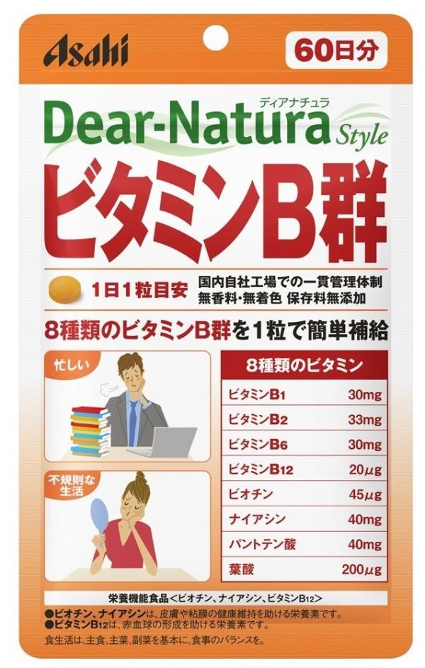 Asahi Dear-Natura B Vitamins