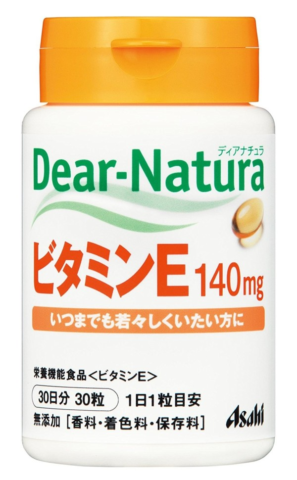 Asahi Dear-Natura Vitamin E