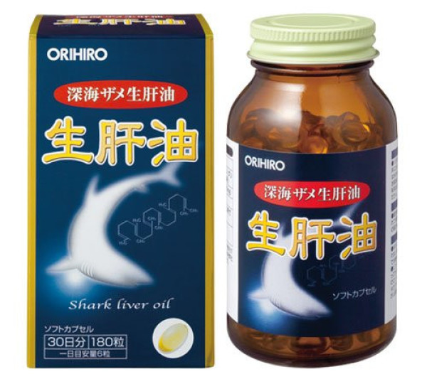 Orihiro Shark Squalene