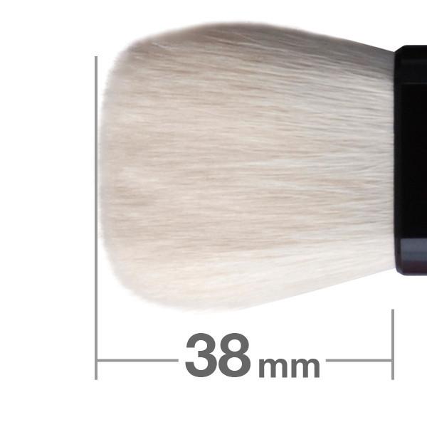 HAKUHODO Slide Face Brush Round & Flat J601