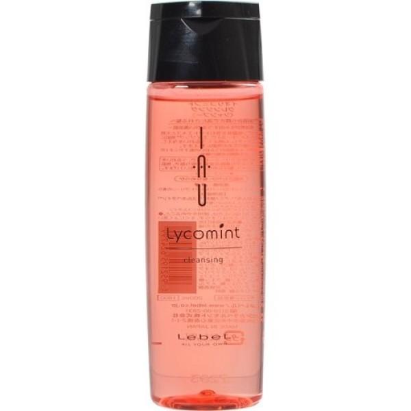 Lebel IAU Lycomint Cleansing Antioxidant Shampoo