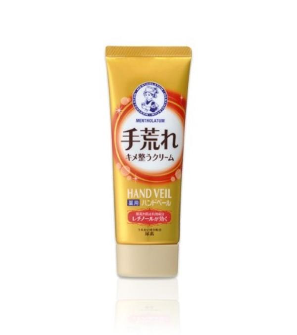Rohto Mentholatum Hand Veil Hand Rough Textured Cream