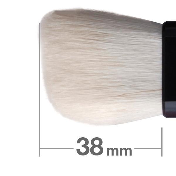 HAKUHODO Slide Face Brush Angled J602