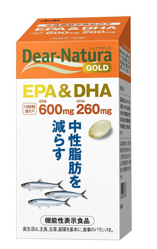 Dear Natura Gold EPA & DHA