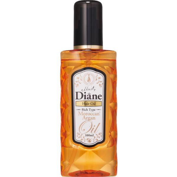 Moist Diane Hair Treatment Oil Rich Moroccan Argan