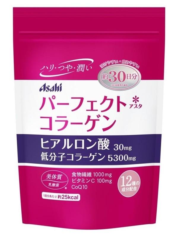 ASAHI Perfect Collagen Powder Premier Rich