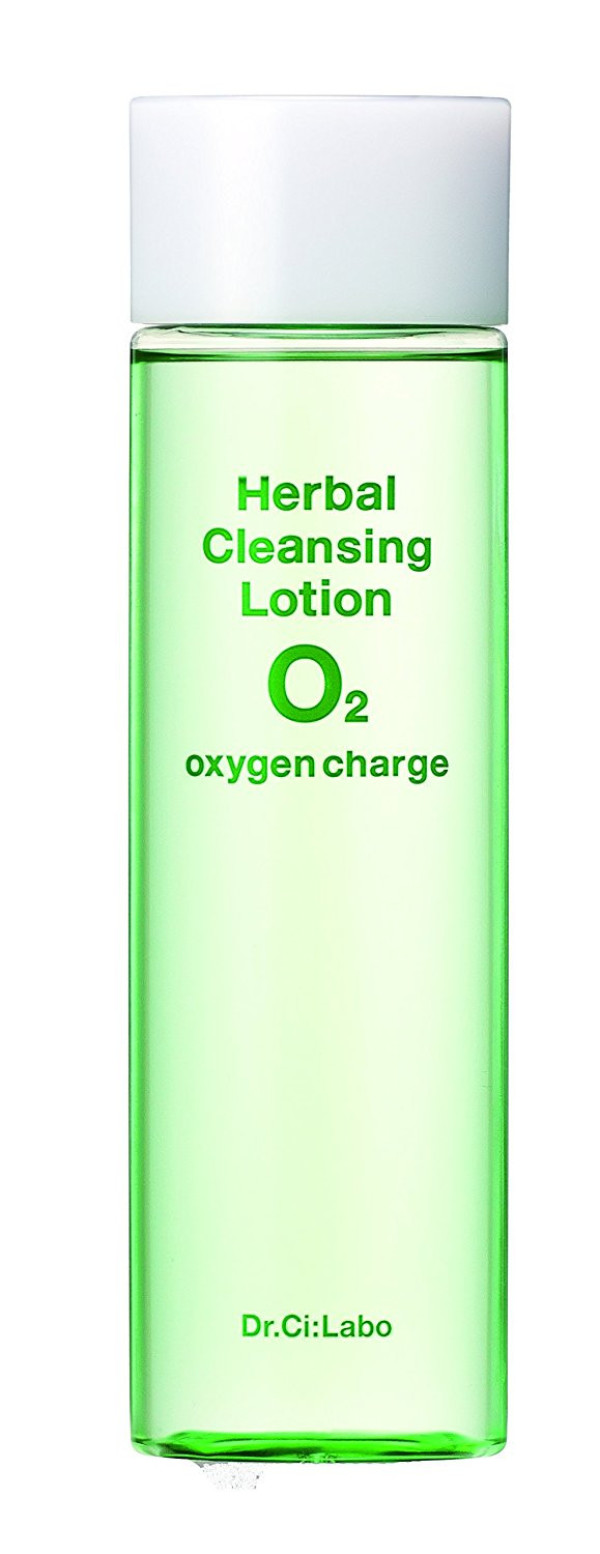 Dr. Ci: Labo Herbal Cleansing Lotion O2 Oxygen Charge
