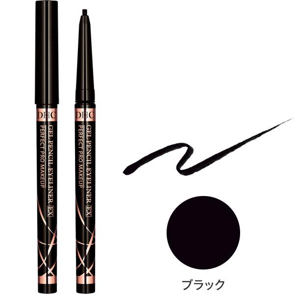 DHC Gel Pencil Eyeliner EX Black