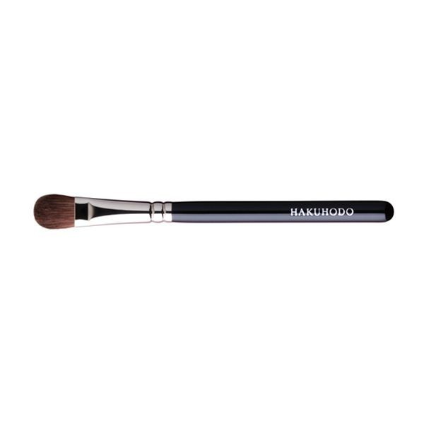 HAKUHODO Eye Shadow Brush Round & Flat J127H
