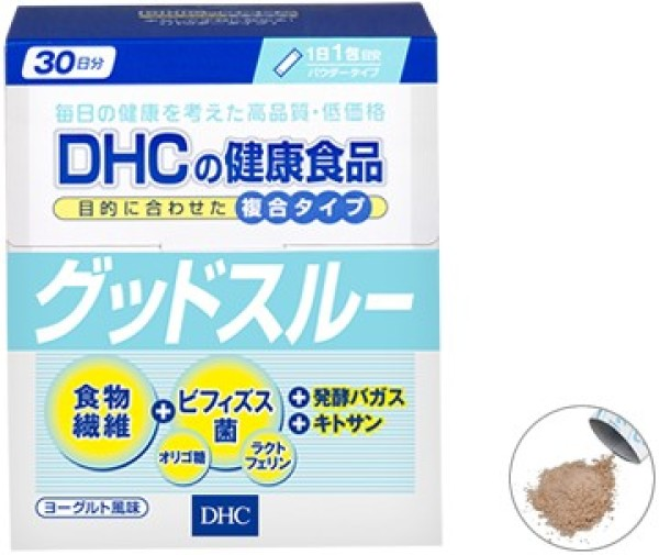 DHC Supplement for Healthy Digestive System