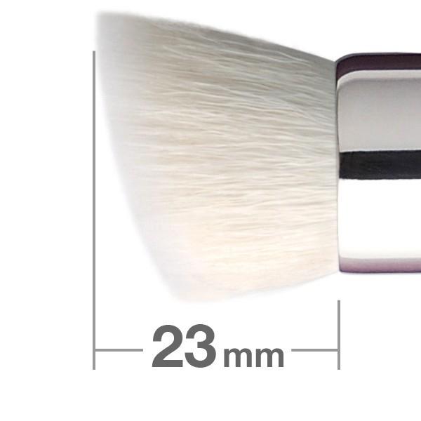 HAKUHODO Duo Fiber Brush Round & Angled B5554