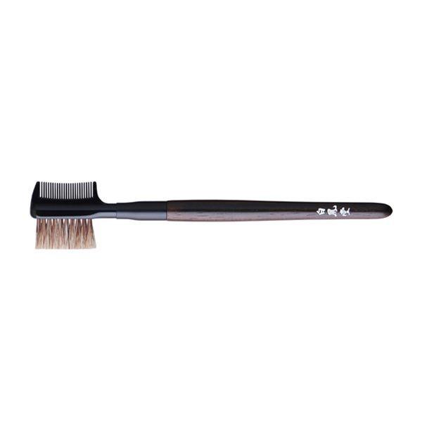HAKUHODO Kokutan Brow Comb Brush