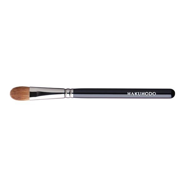 HAKUHODO Concealer Brush M Round & Flat B539