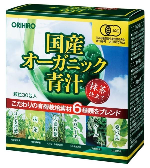 Orihiro Aojiru Domestic organic green juice