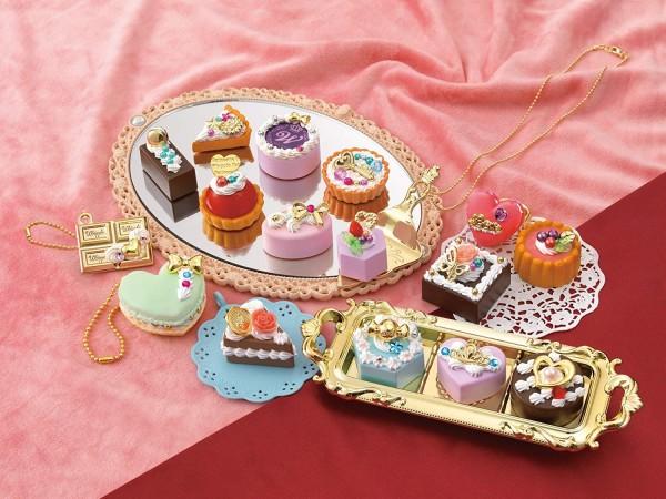 Epoch Hoipuru strawberry cakes with chocolate