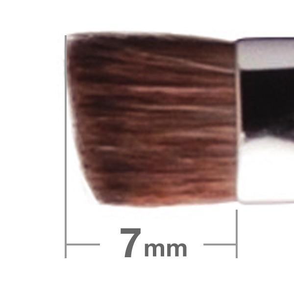 HAKUHODO Eyebrow Brush Angled J160