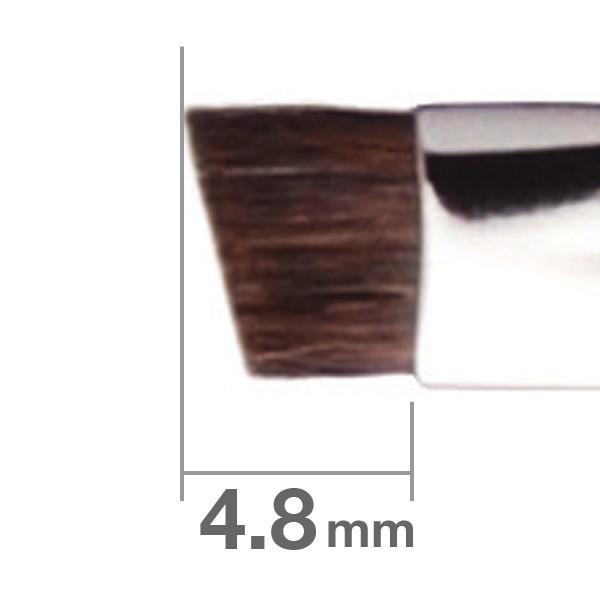 HAKUHODO Eyebrow Brush Angled J163HS