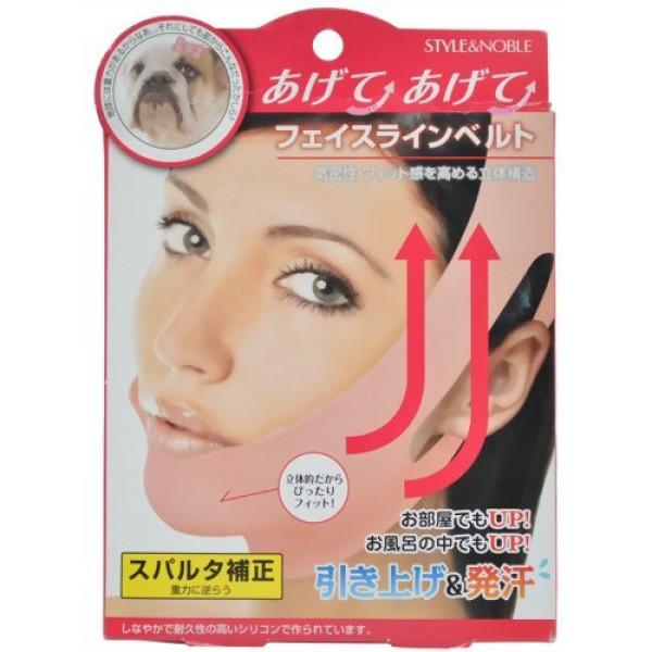 Style & Noble Face Line Belt