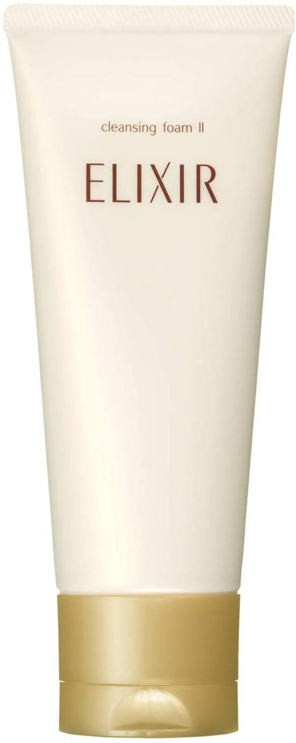 Shiseido ELIXIR SUPERIEUR Cleansing Foam II (Normal and dry skin)