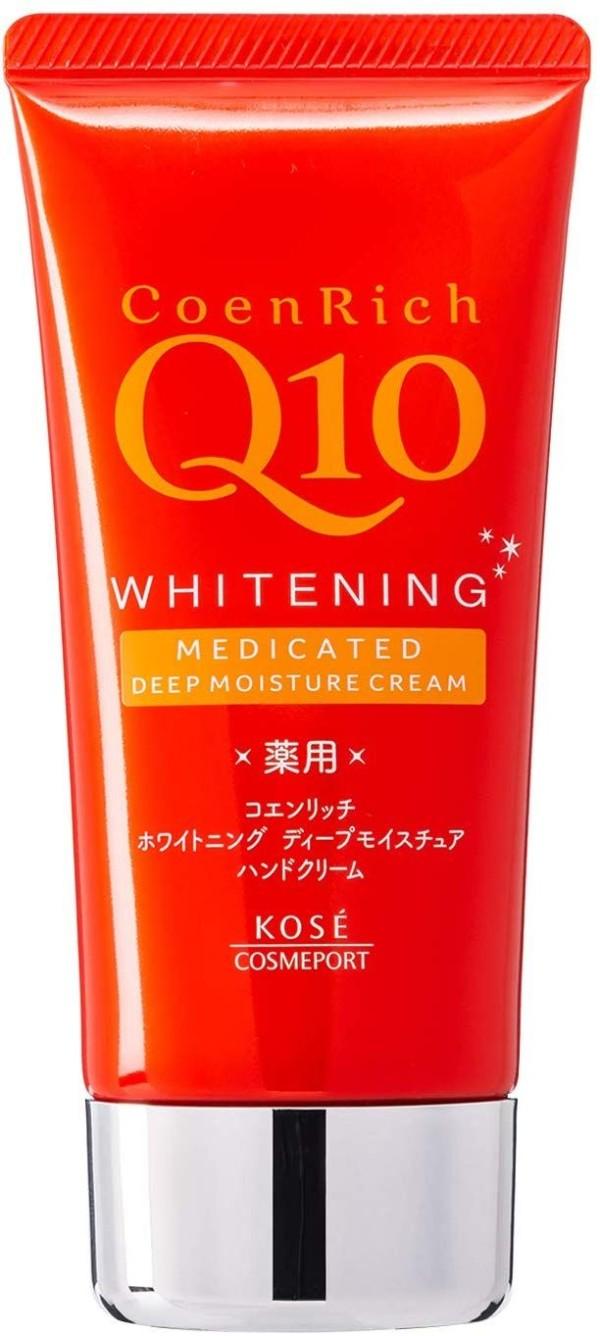 Kose Cosmeport CoenRich Q10 Whitening Cream